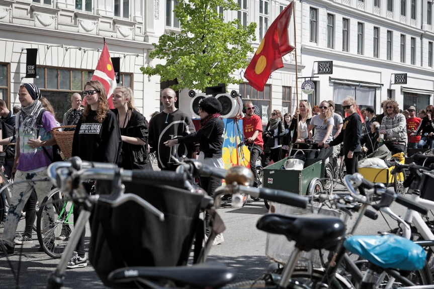 Protests for Christiania, Save Christiania, Copenhagen