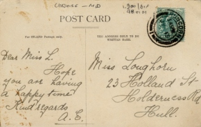 Vintage Postcard Authors and Their Social Media Equivalents