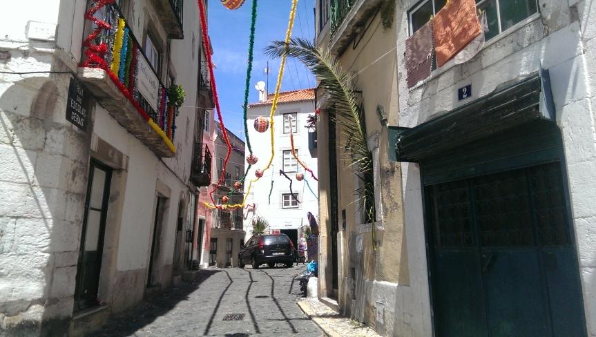 Santo Antonio festival, Lisbon