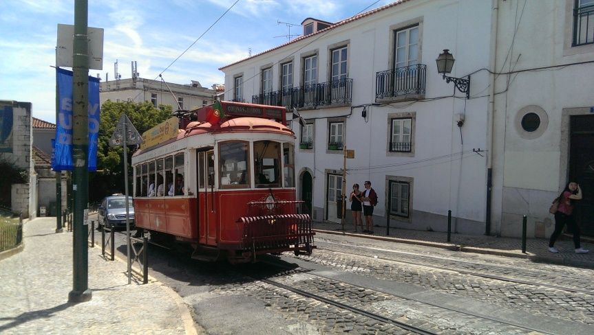 Trams in Lisbon, things to do in Lisbon