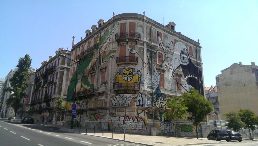 street art in Lisbon, things to do in Lisbon